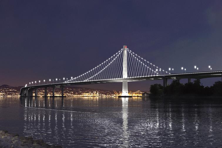 Photo of the San Francisco-Oakland Bay Bridge courtesy of www.mtc.ca.gov.